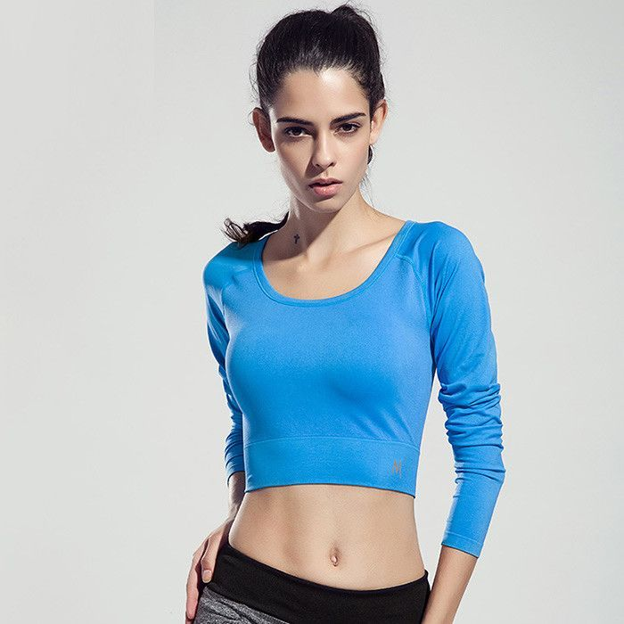 High Quality Long Sleeve Compression Crop Top    https://zenyogahub.com/collections/yoga-tops/products/high-quality-long-sleeve-compression-crop-top