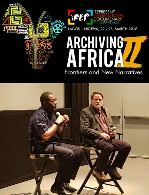 2018 iREPRESENT, Africa's Biggest Documentary Film Festival Begins On Thursday, March 22 In Lagos City With Prof. Jonathan Haynes' Book On #Nollywood http://totnaija.blogspot.com.ng/2018/03/2018-irepresent-international.html