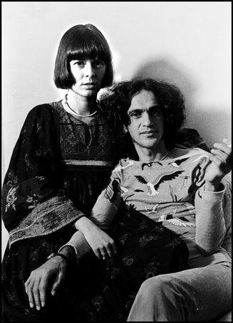 Caetano Veloso e Dedé Gadelha