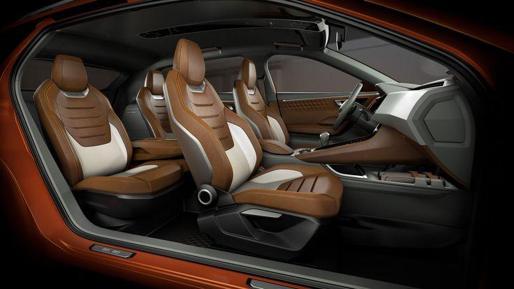 SEAT 20V20 Concept - Interior Render