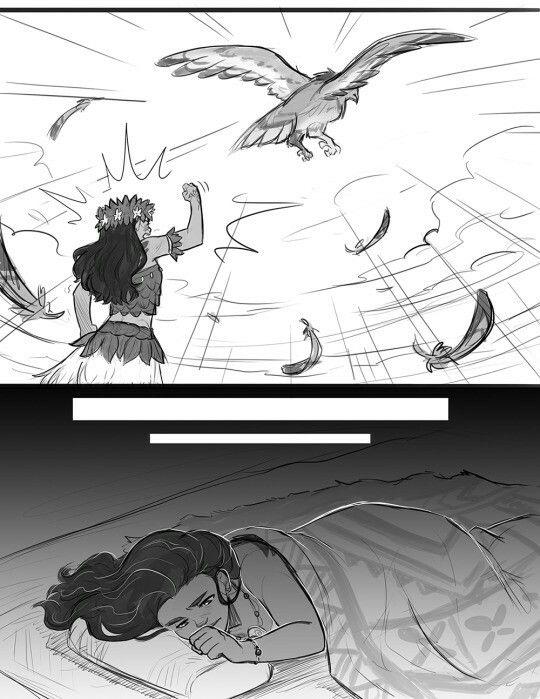 Moana comic 2 Part 2.