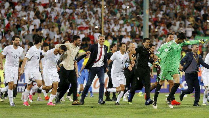 Carlos Queiroz insists that Iran 'will not go to Russia as tourists'