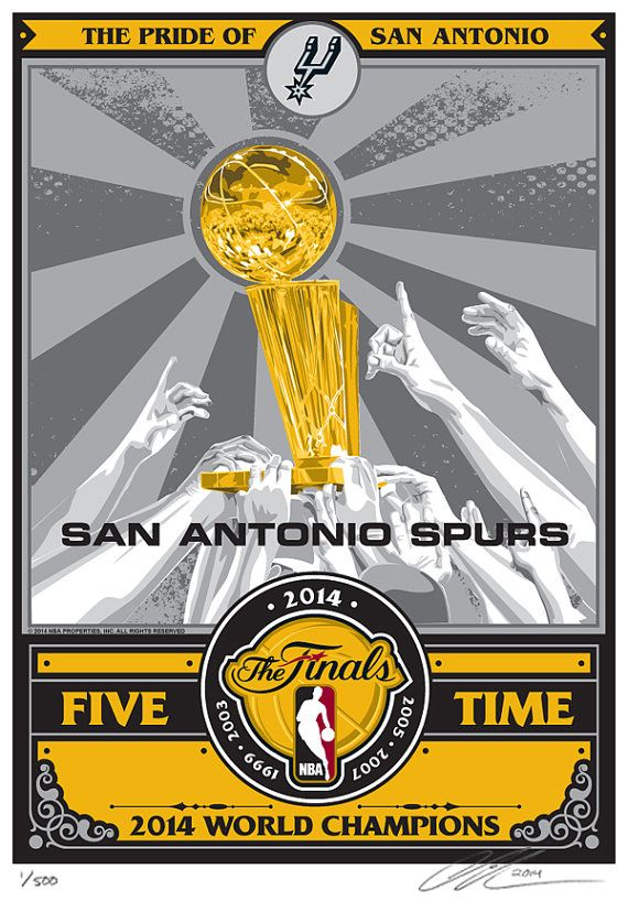 Hey, I found this really awesome Etsy listing at https://www.etsy.com/listing/193224673/2014-nba-finals-champions-san-antonio