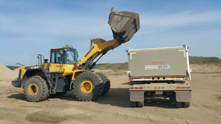 Gravel Loading Services   Rock is a critical item that is normally utilized as a part of the development business. Jay Sidhu Transport provides best gravel hauling and gravel loading services in Edmonton or Alberta, Canada. Call us at 1780 239 8610 for more details.