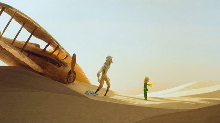 "Full US Trailer for Animated Film ""The Little Prince"" / フランスの作家Antoine de Saint-Exupéryの作品「Le petit prince」をベースにしたCGアニメーション「The Little Prince」の予告編(アメリカ版)が公開された。"