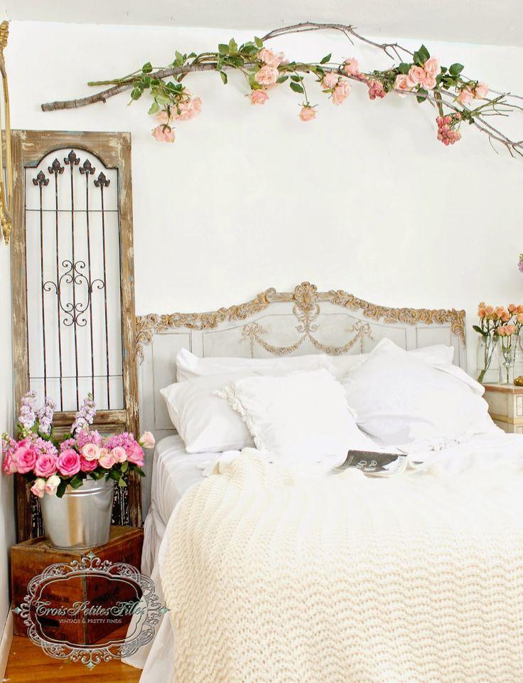 Romantic Bedroom Art: 1096 Best Lovely Lazy Bedrooms Images On Pinterest