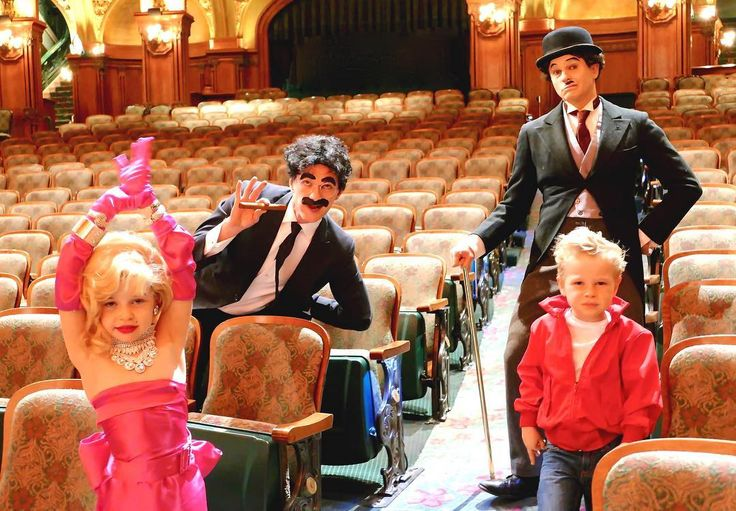 7 Times Neil Patrick Harris & His Family Nailed Halloween