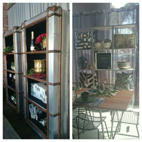 Ph11: shelves made of metal