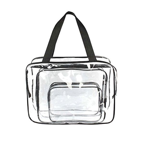 Best 25 Clear Toiletry Bag Ideas On Pinterest Diy Bag