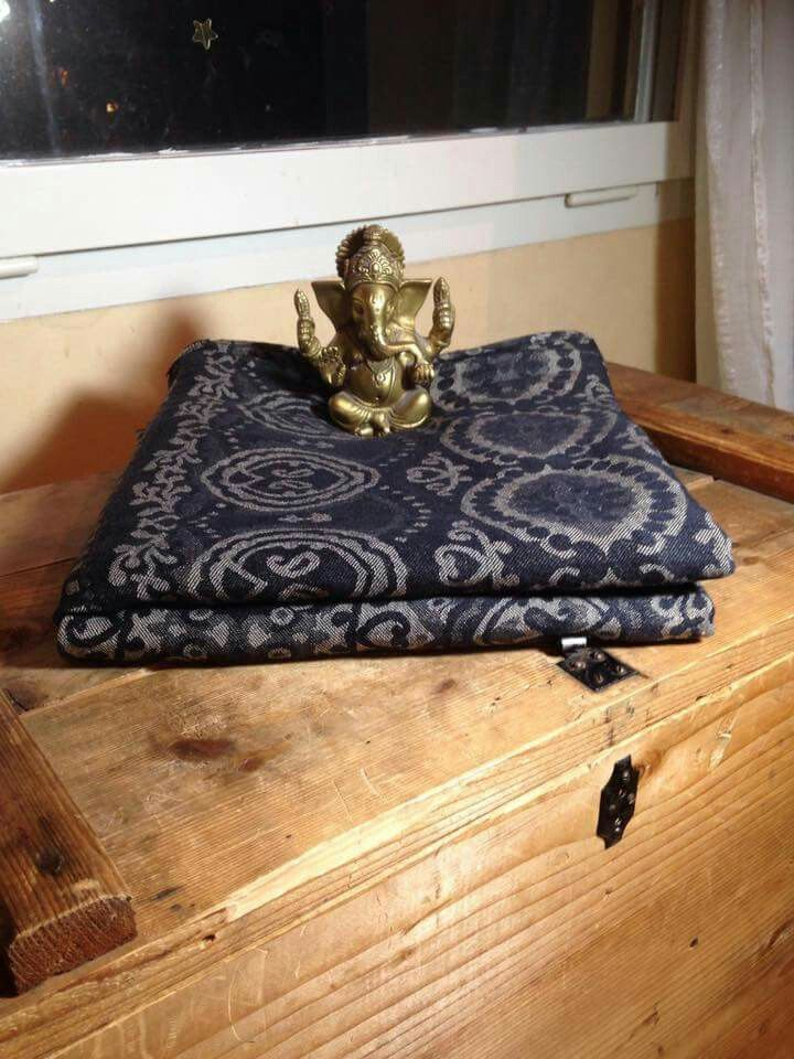 Didymos anthracite ornament