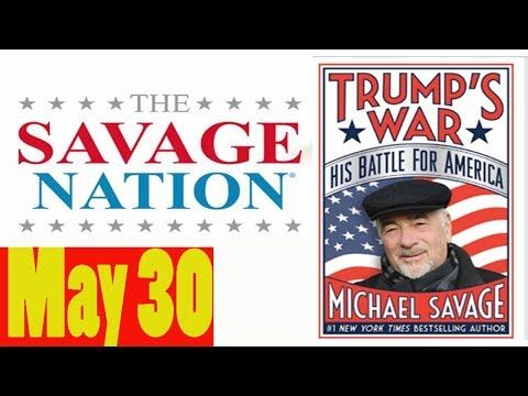 Savage Nation Podcast 5/25/17 - Savage Nation with Michael Savage May 25, 2017 - TRUMP NEWS TODAY