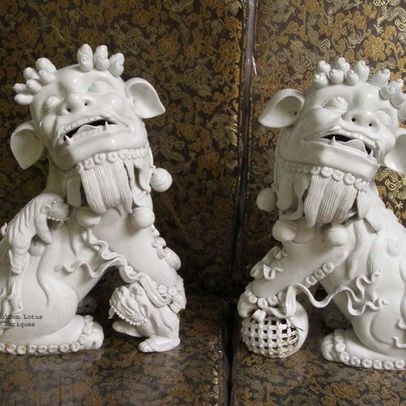 Accessories & Decor Products Foo Dog