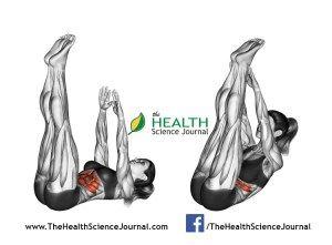 © Sasham   Dreamstime.com - Fitness exercising. Flexion of the body with a compound of the hands and feet. Female