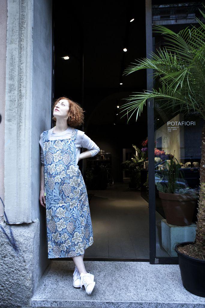 POTAFIORI - food, flowers and music in Milan