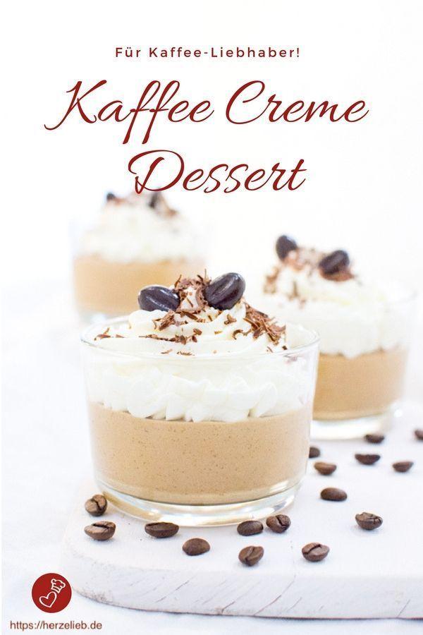 Leckeres Dessert Einfach