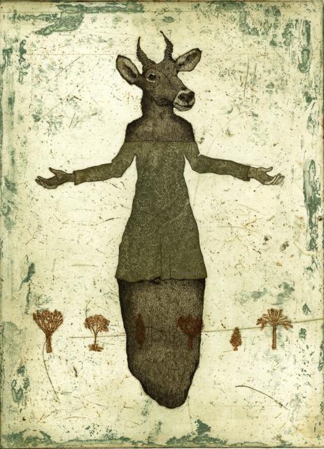 Piia Lehti: Pienten puiden suojelupyhimys / Saint of Small Trees, 2007