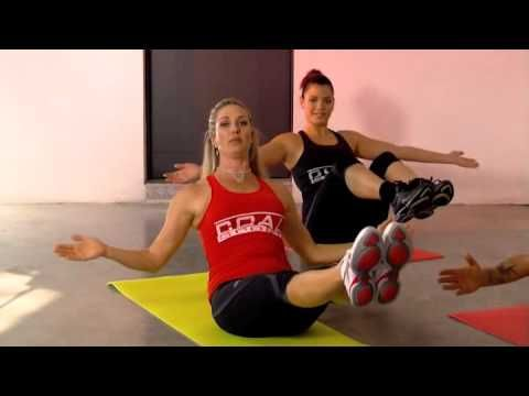 Jill Cooper - Gambe e Glutei intero!! - YouTube