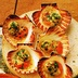 Ostiones Gratinados con Manzana - Receta de Cocina Tipica Latina Chilena