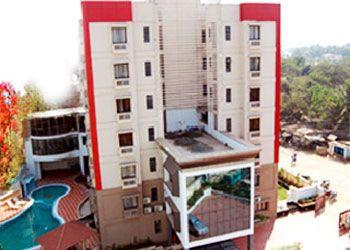 Hotel Sun Green - Bhubaneswar (Mid-Budget Hotel)