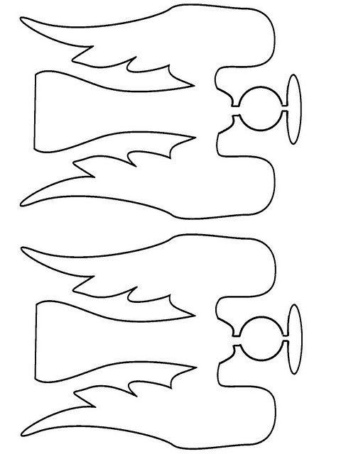 angel template
