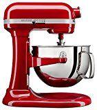 #9: KitchenAid KL26M1XER Professional 6-Qt. Bowl-Lift Stand Mixer - Empire Red http://ift.tt/2cmJ2tB https://youtu.be/3A2NV6jAuzc