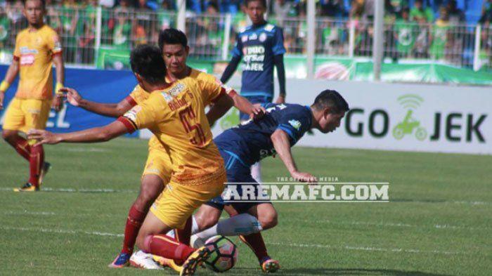 Empat Laga Tersisa di Liga 1, Inilah Target yang Dipasang Sriwijaya FC