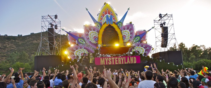 Mysteryland Chile 2012 !!!!