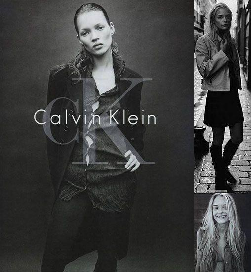 Calvin Klein - Heroin Chic