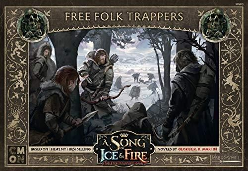 A Song Of Ice Fire Tabletop Miniatures Game Free Folk Trappers
