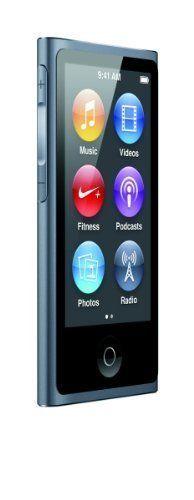 Apple iPod nano 16GB  7th Generation - Slate