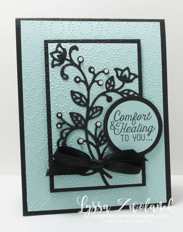 These amazing looks for the new Flourish Thinlets rock my socks off! - Song of My Heart Stampers