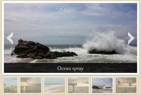 a promising way to make a gallery for a website. perfect for an idiot like me!