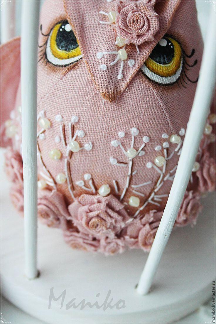 Fabric Owlie
