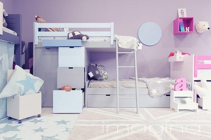 Tienda distribuidores de muebles asoral tienda de for Muebles infantiles modernos