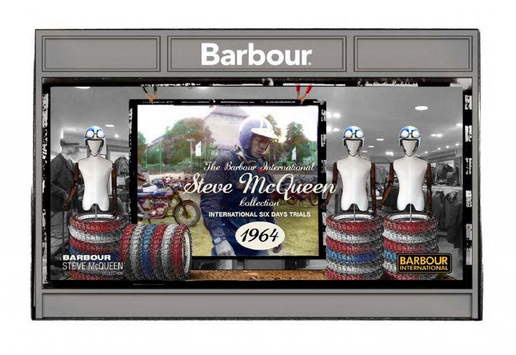 Barbour - Steve McQueen