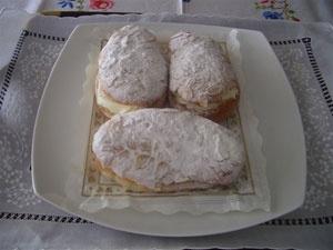 Chevaliers, pasteles de Burgos