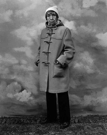 Berenice Abbott American Photographer    (1898  - 1991)