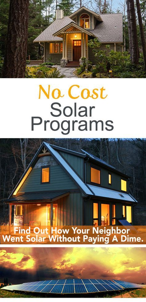 The cost of the installation to the middle class family: nothing. The homeowner gets solar panels on their roof and a new reduced electric rate. Alternative Energy…