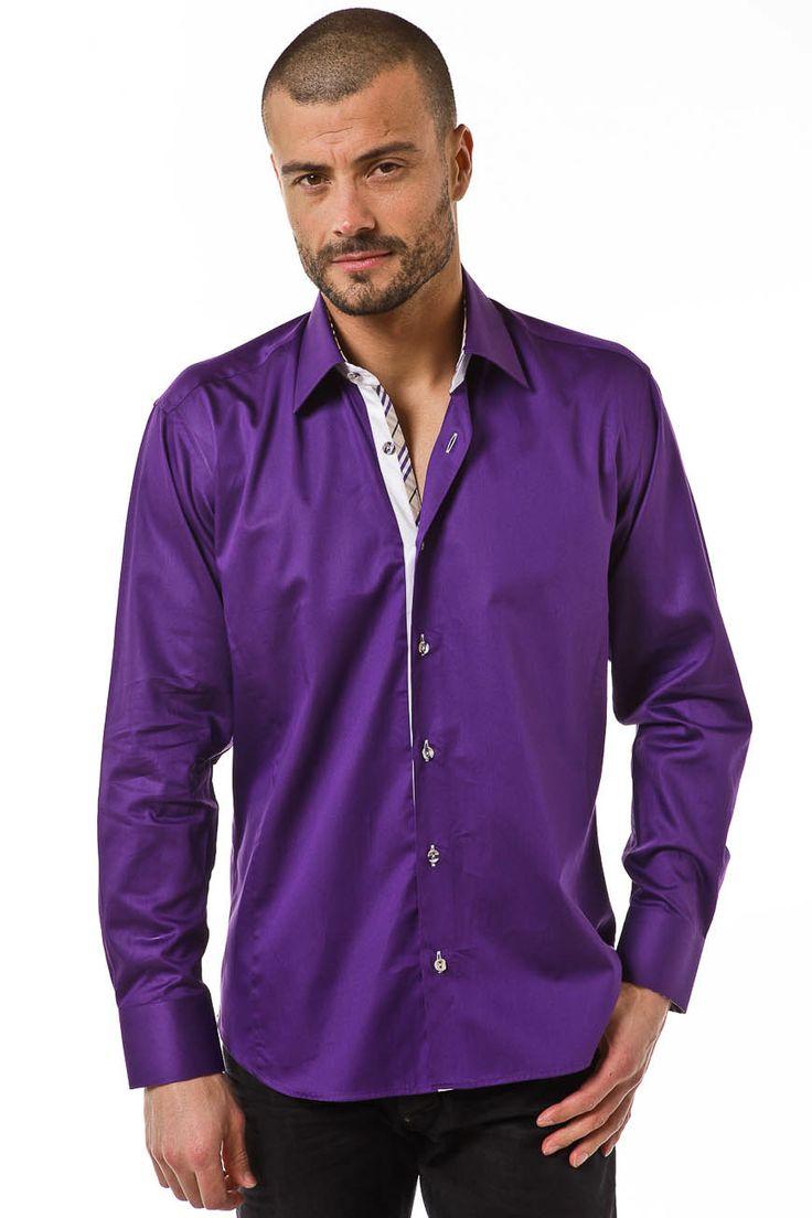 les 17 meilleures images du tableau chemises homme sur pinterest chemises homme hommes et. Black Bedroom Furniture Sets. Home Design Ideas