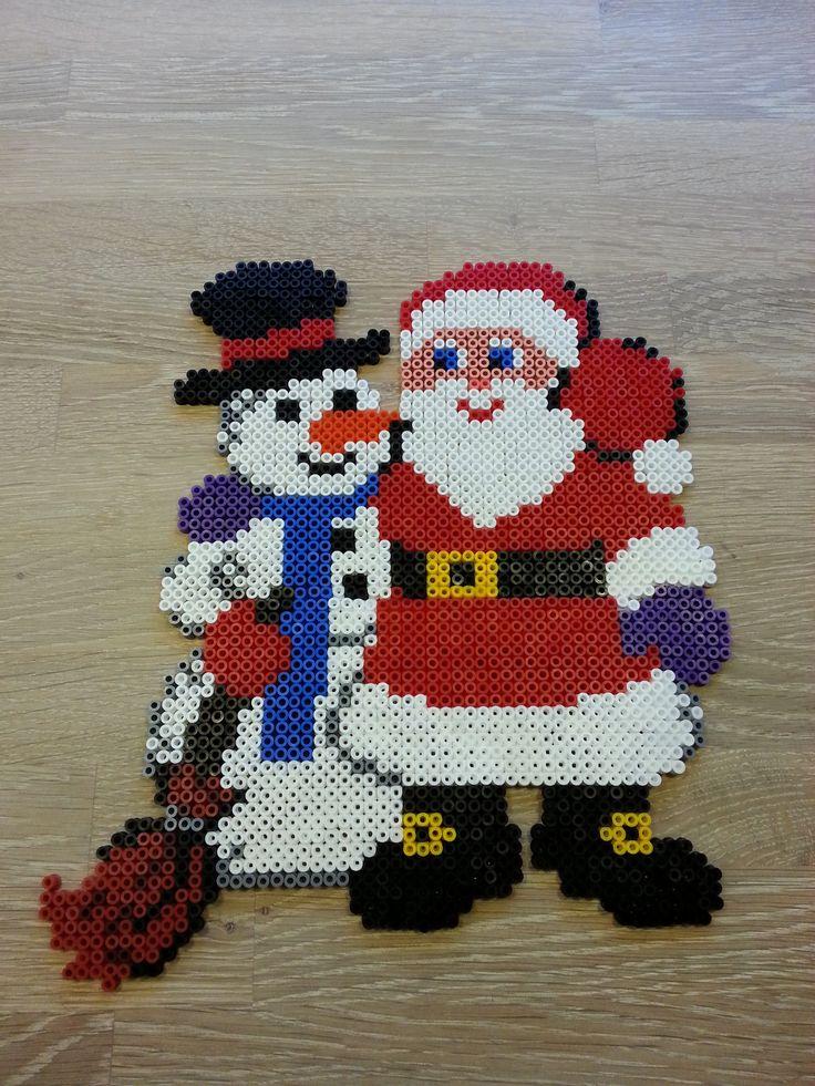 Julemand og Snemand Frost