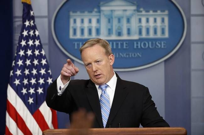 White House releases salaries for Sean Spicer, Stephen Bannon and other top aides https://tmbw.news/white-house-releases-salaries-for-sean-spicer-stephen-bannon-and-other-top-aides  The White House released the annual salaries for President Donald Trump 's top aides on Friday.The list shows the salary of 377 staffers, including everyone from Press Secretary Sean Spicer to Public Liaison Omarosa Manigault. Twenty-one of the White House aides make $179,700 and the Senior Policy Adviser Mark…