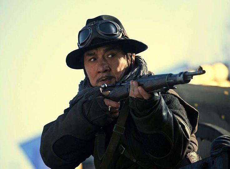 "Джеки Чан в новом фильме ""Железнодорожные тигры"". Дата выхода в Китае 30 декабря.  Jackie Chan in the new movie Railroad Tigers. The premier will be held in China in December, 30. . #jackiechan #成龙 #成龍 #джекичан #action #stuntman #actor #martialarts #railroadtigers"