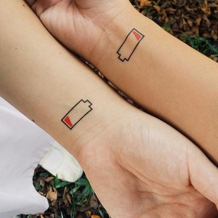 Pin em tatoo
