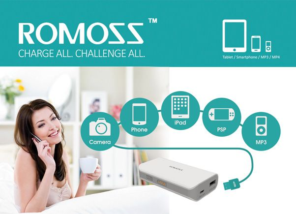 """SYNTECH IS PROUD TO ANNOUNCE THAT THEY HAVE BEEN APPOINTED """"EXCLUSIVE"""" DISTRIBUTORS FOR ROMOSS IN SOUTH AFRICA http://www.syntech.co.za/syntech-is-proud-to-announce-exclusive-distribution-for-romoss/"""