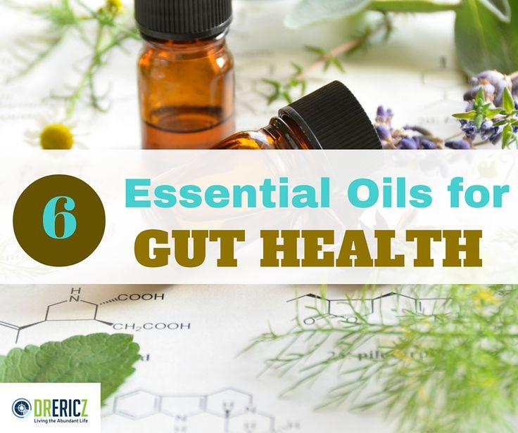 6 Essential Oils for Gut Health  http://drericz.com/top-6-essential-oils-for-gut-health/
