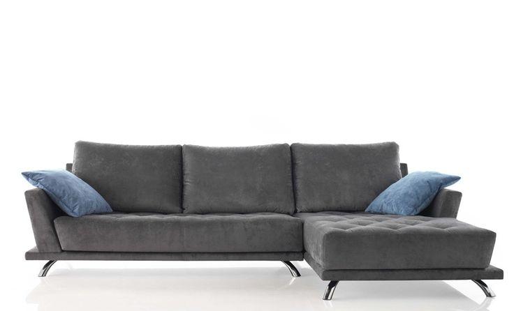 Un sofá que enamora no solo por su diseño , sino por su comodidad. Entrar a conocerlo
