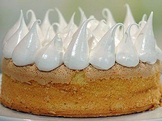 Bizcochuelo de vainilla sin gluten, especial para celíacos | CeroTACC