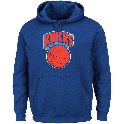 Mens New York Giants Royal Blue Rover Fleece Full Zip Jacket