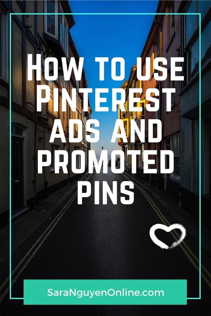 how to set up Pinterest advertising and use Pinterest promoted pins so you can reach more people on Pinterest for your business
