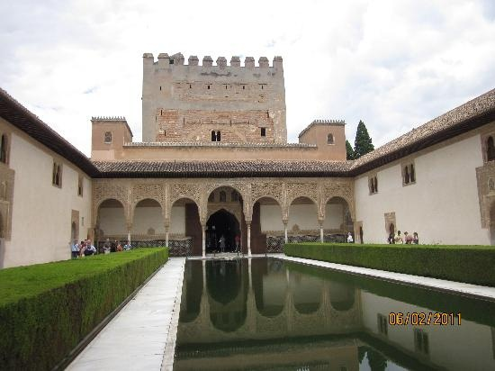 The AlhambraVacas 2014, 229 Attraction, Places I D, Summer Vacas, Granada Spain, Granada Alhambra